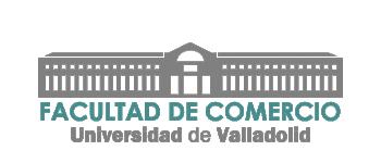 Logotipo de la Facultad de Comercio de Valladolid