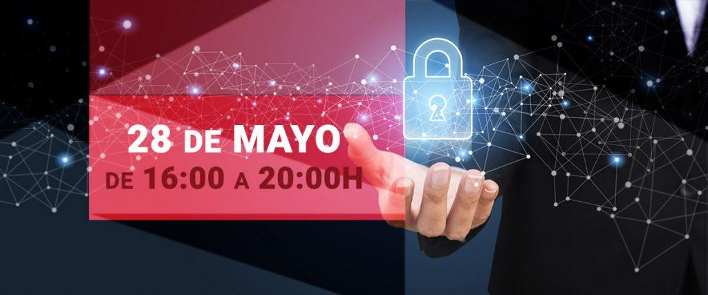 Taller de Protección de datos para Jóvenes Empresarios en Valladolid 28 de mayo